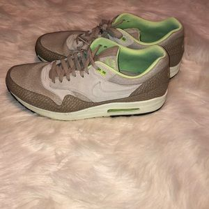 Men's Nike Air Max 1 'Safari Hybrid Elephant'